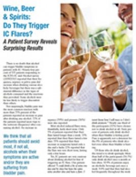 Wine, Beer and Spirits - Finding IC Friendly Products - DOWNLOAD VERSION