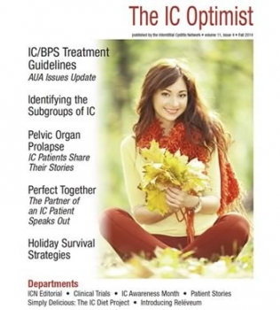 IC Optimist - Fall 2014 - PDF Download - EMAIL DELIVERY