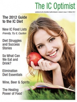 IC Optimist - 2012 Guide to the IC Diet - Winter 2012 PRINT Edition