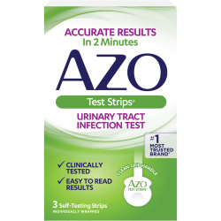 AZO Test Strips - Urinary Tract Infection Test