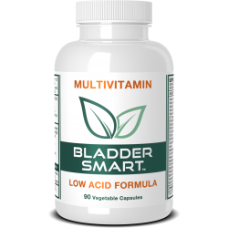 Bladder Smart Low Acid Multivitamin - Auto Refill