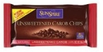 Carob Chips - Unsweetened