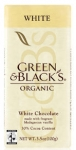 Green & Black's Organic White Chocolate Bar