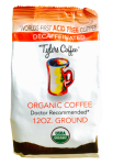 Tyler's No Acid Decaf Coffee