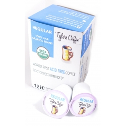 Tylers Coffee - KCups Regular