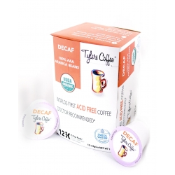 Tylers Coffee - KCups Decaf