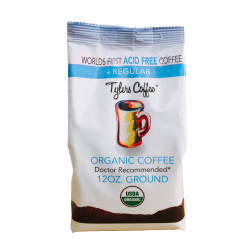 Tylers Coffee- Regular Ground