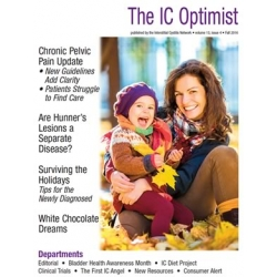 IC Optimist - Fall 2016 - Print Edition