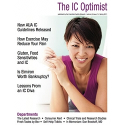 IC Optimist - Spring 2011 - PDF FILE DOWNLOAD - EMAIL DELIVERY