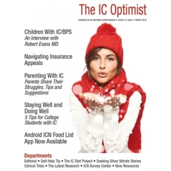IC Optimist - Winter 2016 Print Edition