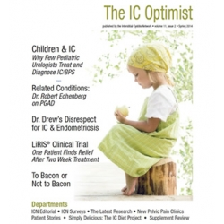 IC Optimist Spring 2014 Edition
