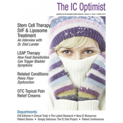 IC Optimist Winter 2014 - Interstitial Cystitis Network